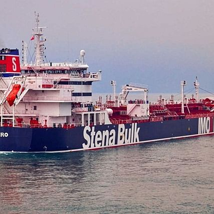 Indians among 23 crew members on British tanker seized by Iran