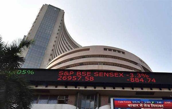Sensex reclaims 40,000 mark ahead of Budget
