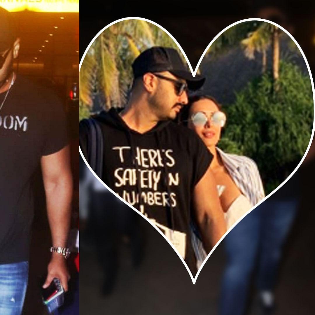 Arjun Kapoor, Malaika Arora Return Post Romantic Vacation