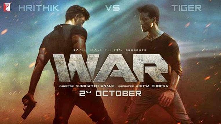 WAR Teaser Out! Hrithik Roshan, Tiger Shroff in a massive showdown