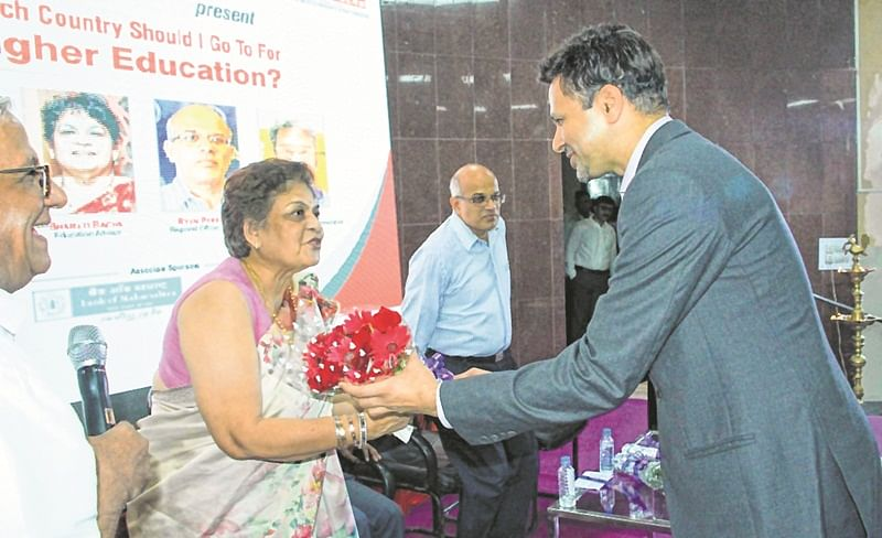 Indore: 'Learn before you leap for foreign education'