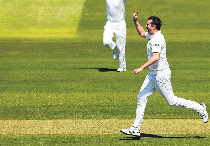 Off colour England humbled in whites