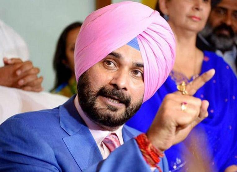 Sulking Navjot Singh Sidhu resigns as Punjab Cabinet Minister