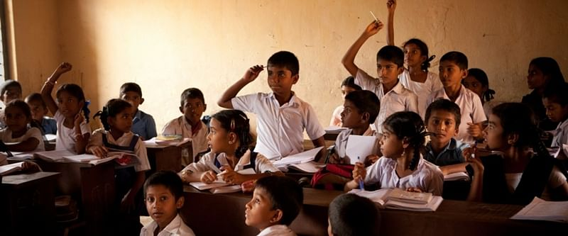 Over 36% schools in India without electricity