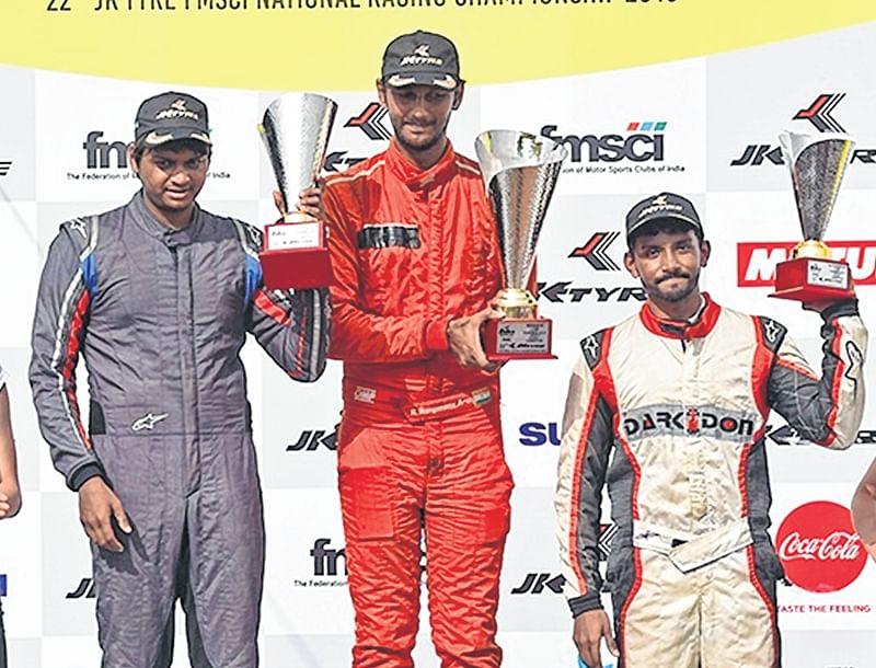 JK Tyre FMSCI National Racing Championship: Chennai duo bring JKNRC to life