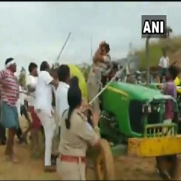 Telangana: 2 cops suspended, 14 TRS supporters held after forest officials beaten up in Asifabad