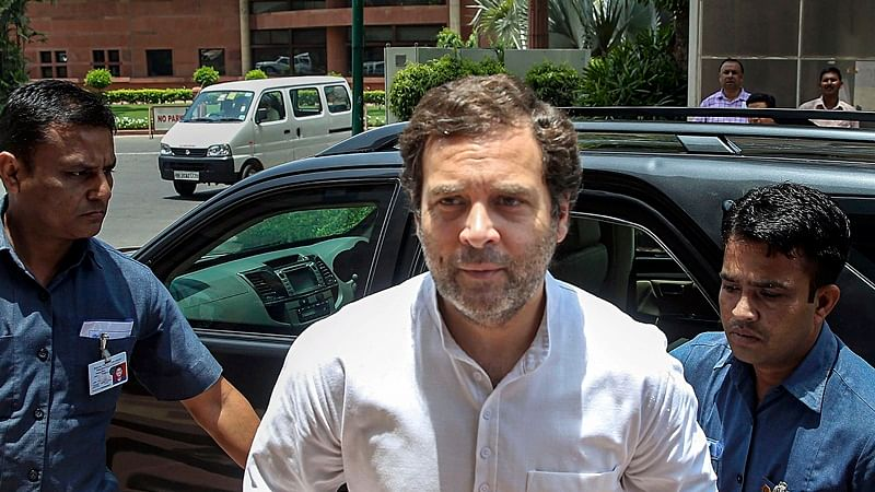 My relationship with Amethi is personal: Rahul Gandhi