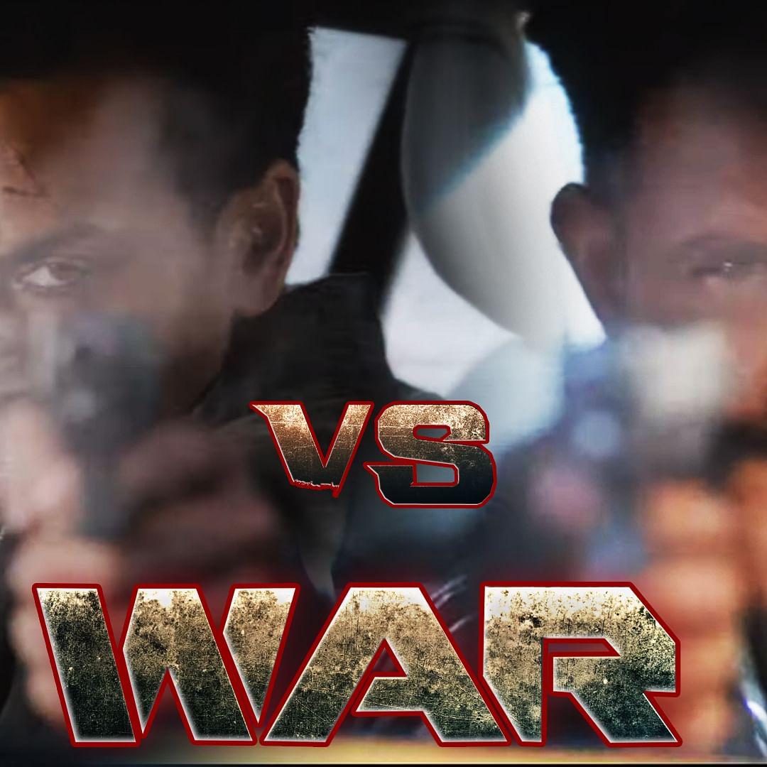 'WAR' teaser: Hrithik Roshan, Tiger Shroff engage in deadly action stunts