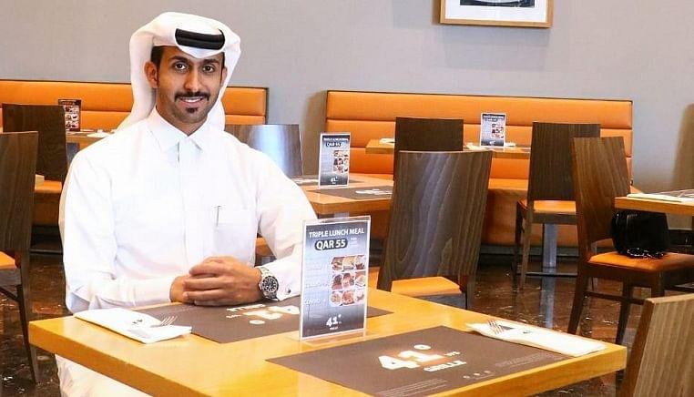 Financier-turned-Restaurateur Hassan Al Mannai brings Arabic cuisine to the center stage