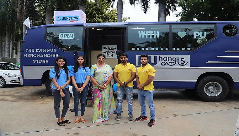 Parul University launches 'I Love PU' Merchandise and Personalisation Store