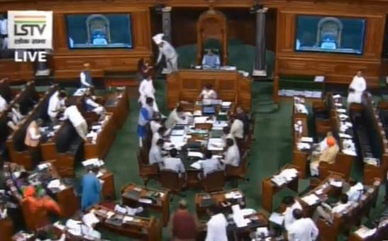 Congress demanding a reply from PM Modi on Kashmir issue in LS
