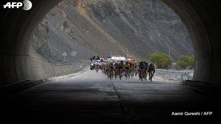 Pakistan hosts 'world's toughest cycle race'