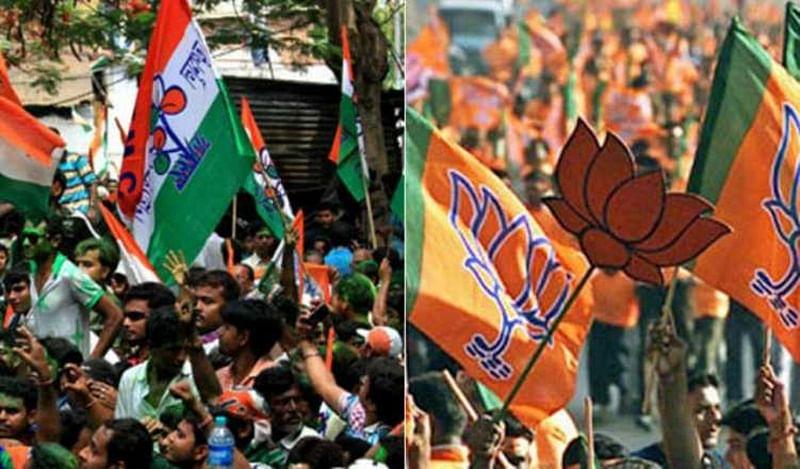 Five injured in clash between suspected BJP, TMC supporters