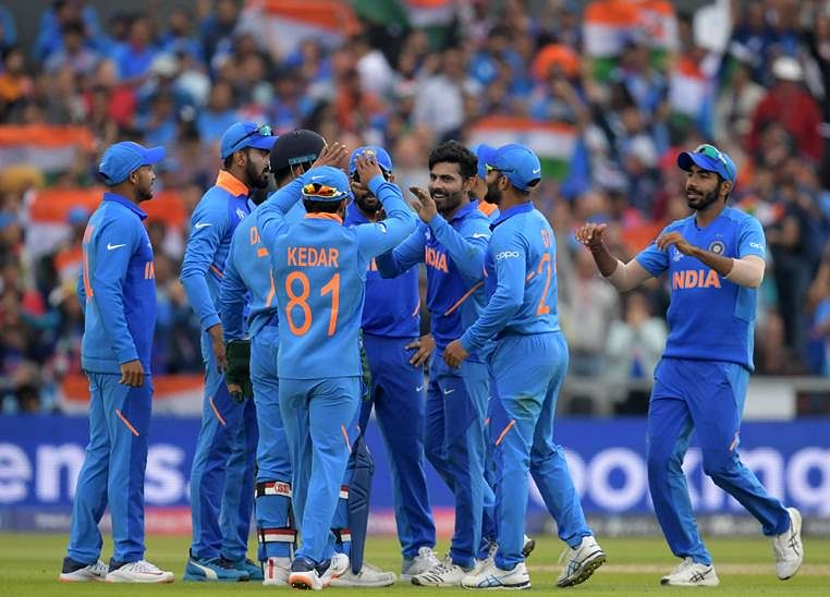 Team India faltered in the semi-finals of World Cup 2019