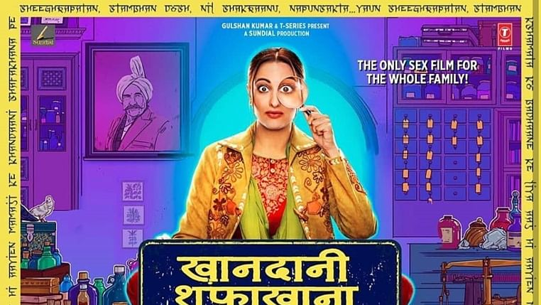 Show the film, or face defamation: Sexologist to 'Khandaani Shafakhana' makers