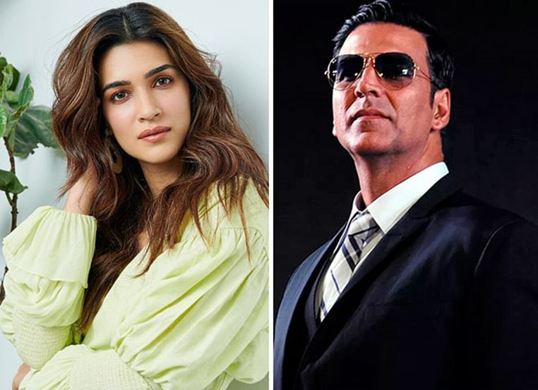 Kriti Sanon to Akshay Kumar's leading lady in Bachchan Pandey!