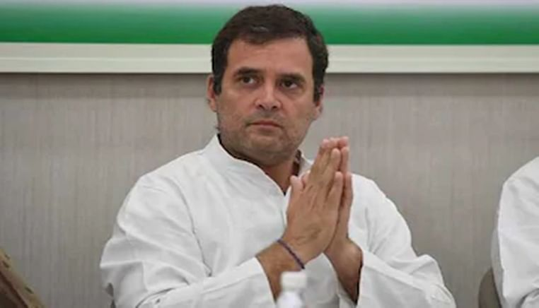 Congress denies reports of demanding front row seat for Rahul in Lok Sabha