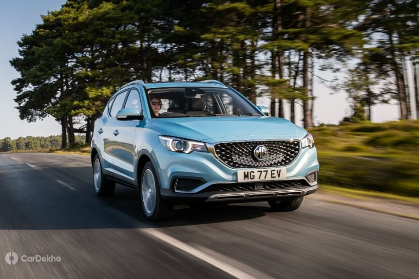 MG's eZS, a Hyundai Kona rival, packs the bigger battery! Does it have more range?