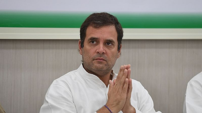 """Maharashtra Youth Congress leader Anand Dubey resigns, says its time for a """"non-Gandhi"""" member to become party chief"""