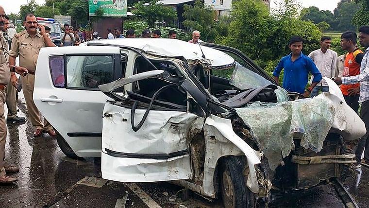 Car crash of Unnao rape victim