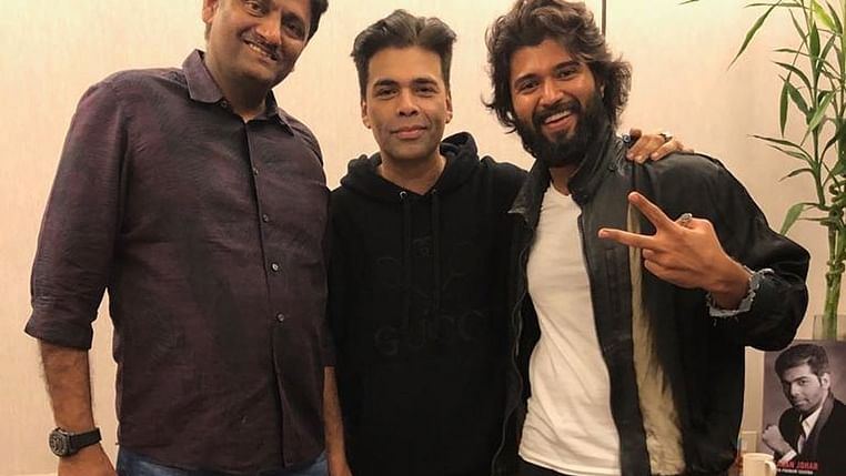 Karan Johar to produce Hindi remake of Vijay Deverakonda's 'Dear Comrade'