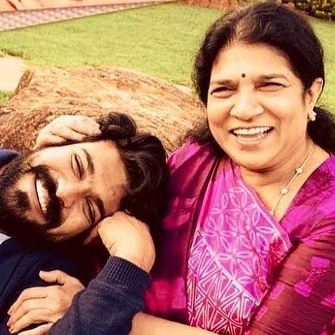 Ram Charan dedicates debut Instagram post to Mother
