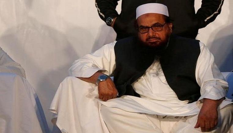 Punjab CTD charges Hafiz Saeed with terror financing