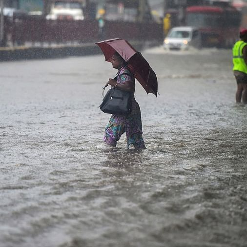 Mumbai Rains: Amid heavy rains, BMC appeals to offices to remain shut
