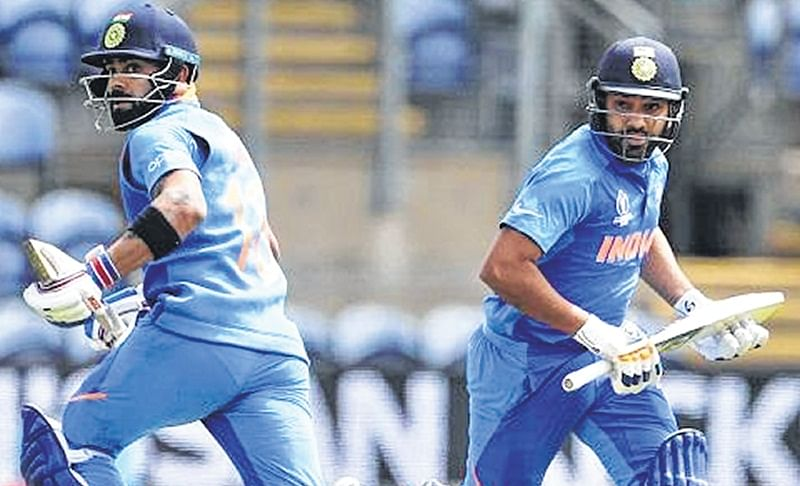 India might opt for split captaincy