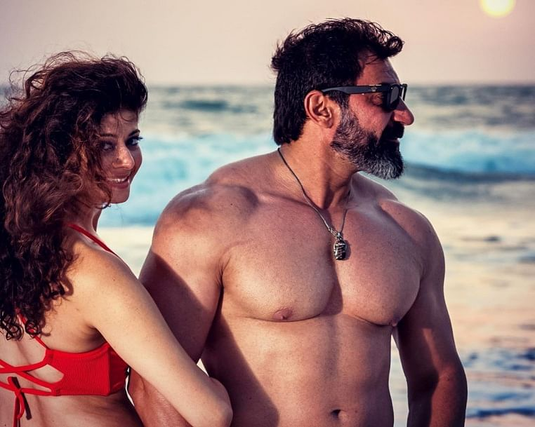 Pooja Batra ties the knot with 'Tiger Zinda Hai' actor Nawab Shah in a secret wedding ceremony?