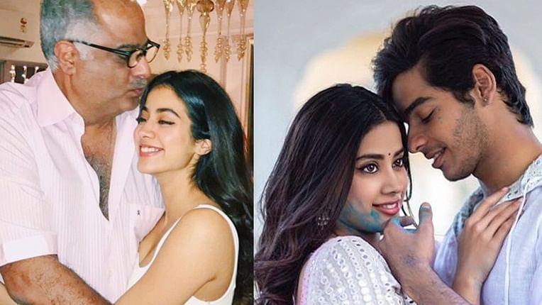 I respect my daughter and her friendship with Ishaan: Boney Kapoor on Janhvi Kapoor's dating rumours