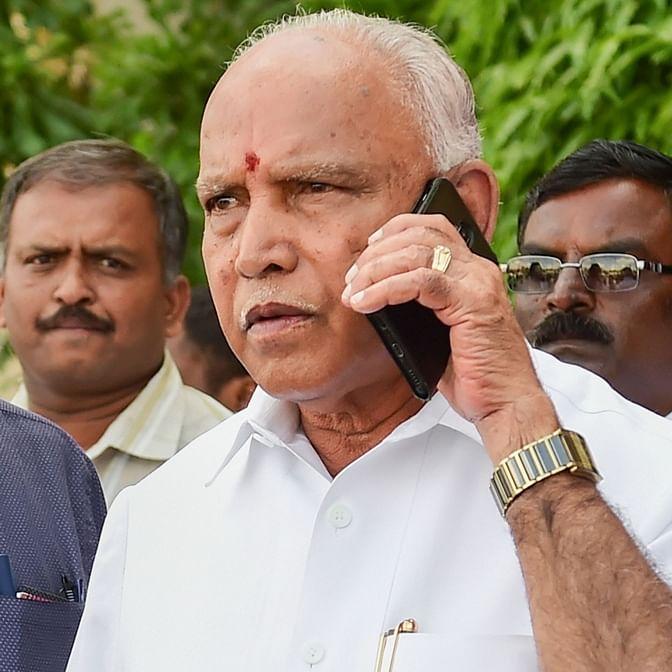 'Corruption icon, former jailbird': Karnataka Congress jabs BS Yeddyurappa ahead of swearing-in