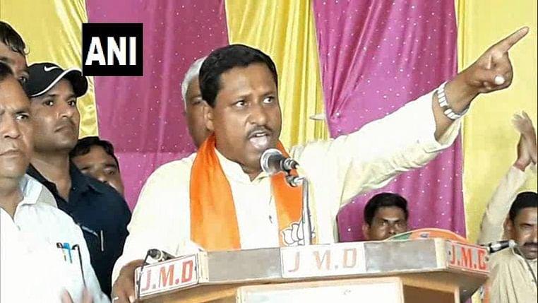 BJP Lok Sabha member Ram Shankar Katheria