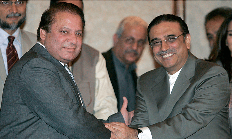Nawaz Sharif, Asif Ali Zardari spent over Rs 3 billion on foreign trips during their tenures: Government
