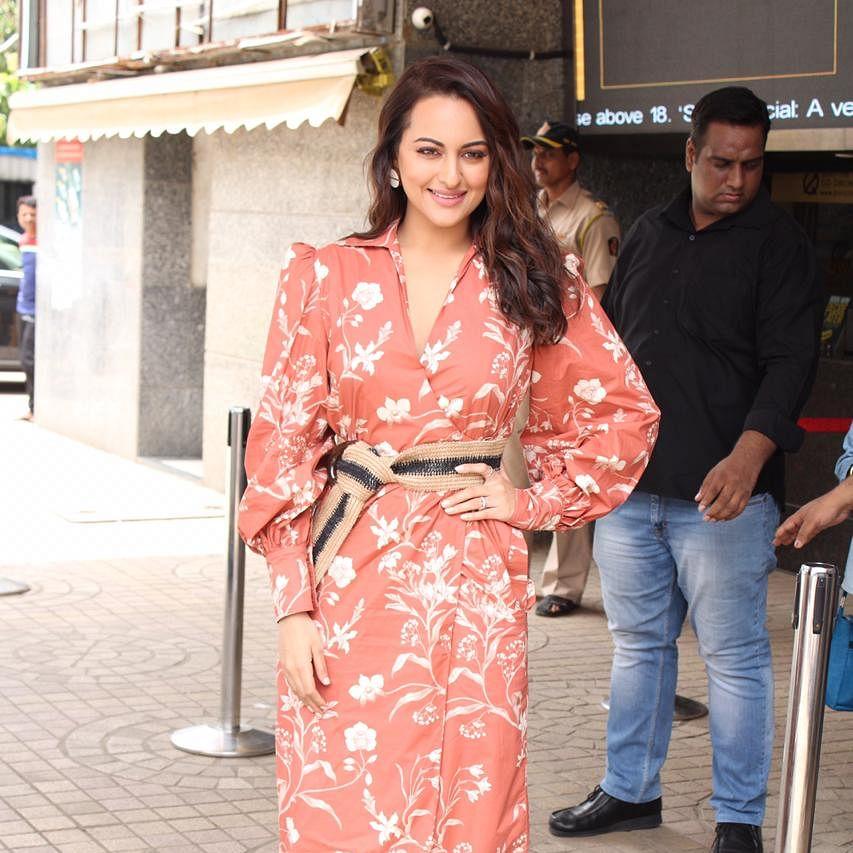 Mocking Bhai? Sonakshi Sinha says she'd feel odd romancing a 22-year-old at 50