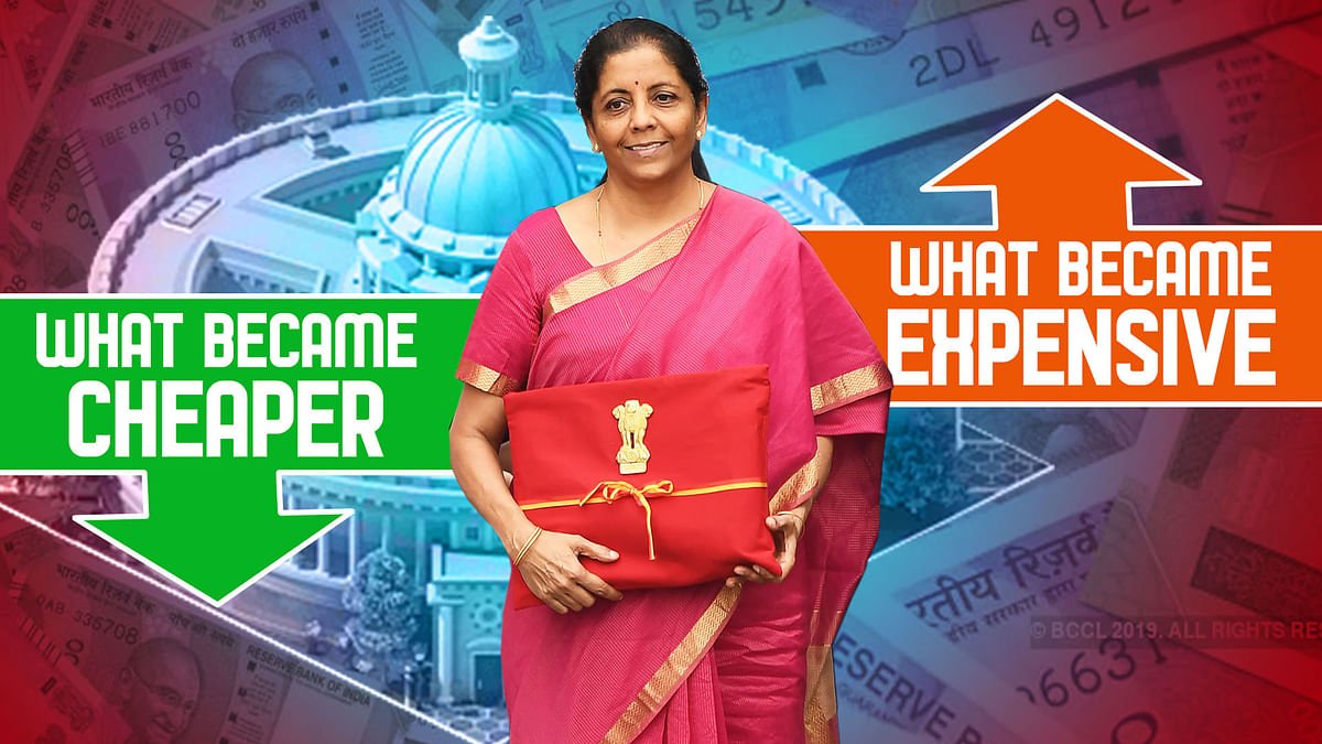 Budget 2019: What Is Cheaper, What Is Expensive?