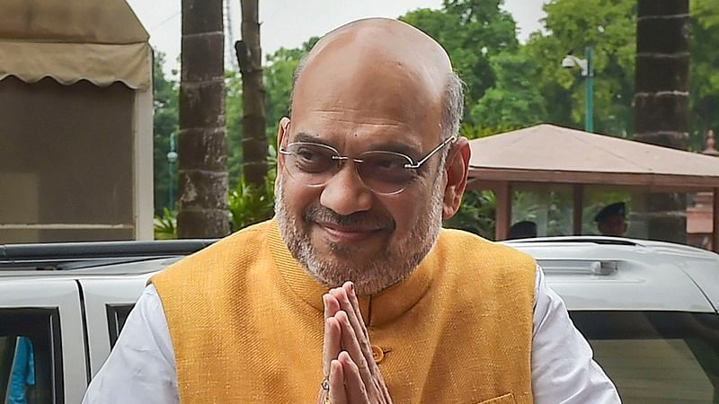 Telangana, Andhra Pradesh, Kerala should become BJP strongholds one day: Amit Shah