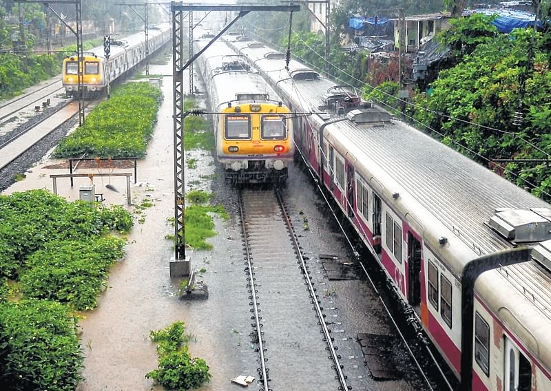 High tide expected in Mumbai at 12:35 pm
