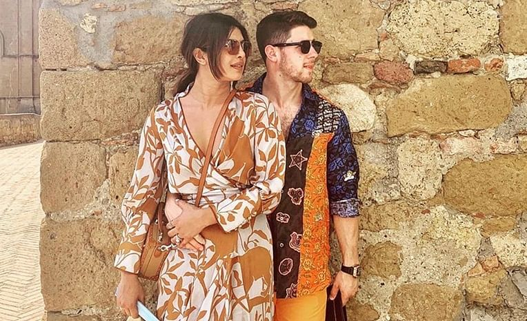 Nick Jonas wishes wife Priyanka Chopra, calls her 'Light of my world'