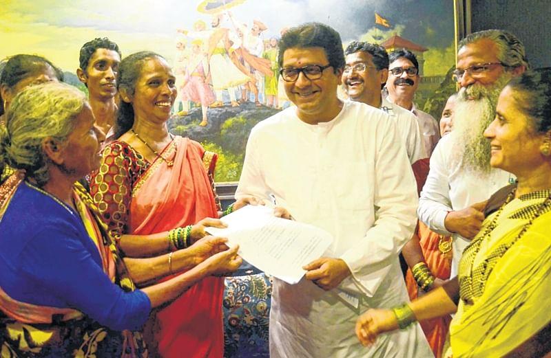 CSM mandi fisherfolk seek Raj Thackeray's intervention
