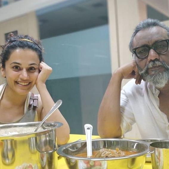 Anubhav Sinha, Taapsee Pannu to collaborate again