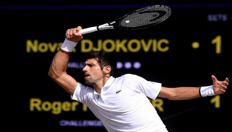 Djokovic beats Federer in five-set thriller, clinches fifth Wimbledon title