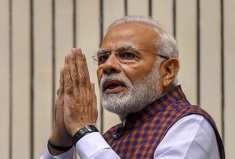 Prime Minister Narendra Modi condoles Sheila Dikshit's demise
