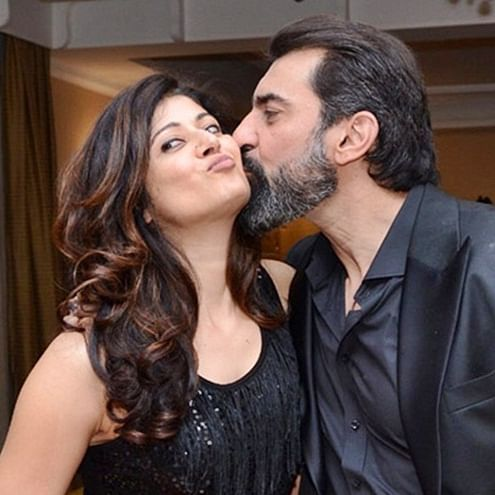 CONFIRMED: Pooja Batra marries 'Tiger Zinda Hai' actor Nawab Shah after five months of dating