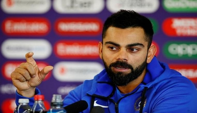 Dhoni was given the role of playing with lower order, says Virat Kohli