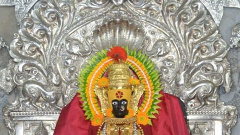 Kolhapur Ambabai's idol to be replaced?