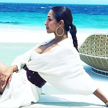 Malaika Arora raises temperature with her sultry pictures from Maldives vacation
