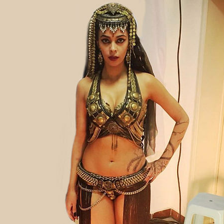 Mallika Sherawat stuns in HOT warrior goddess look from 'Time Raiders'