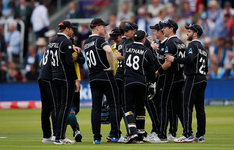 New Zealand team's homecoming celebration on hold