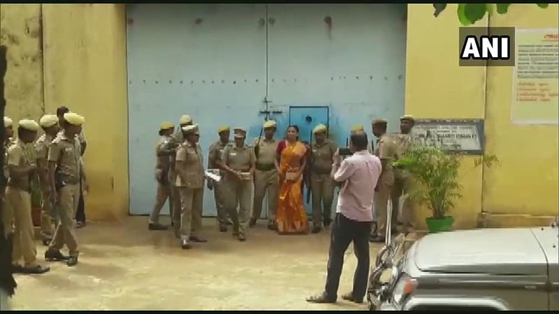 Rajiv Gandhi assassination case convict Nalini Sriharan out on 30-day parole
